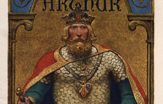 King Arthur.