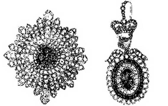 The Irish Crown Jewels.The Irish Crown Jewels. PUBLIC DOMAIN/WIKIPEDIA