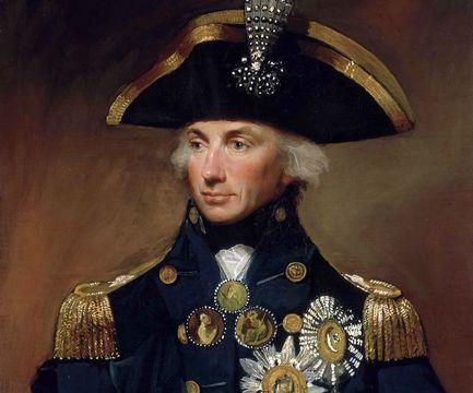 Horatio Nelson.