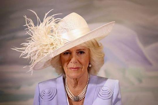 Camilla, Duchess of Cornwall.
