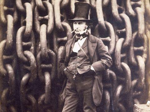 Isambard Kingdom Brunel.