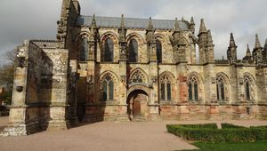Rosslyn Chapel,Chapel Loan, Roslin.