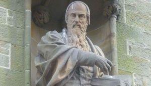 Thumb john knox statue  haddington flickr kim traynor