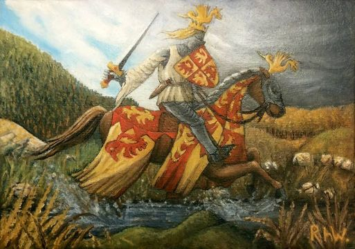 Welsh prince Owain Glyndwr.