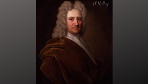 Thumb sir edmund halley commet richard phillips   national portrait gallery