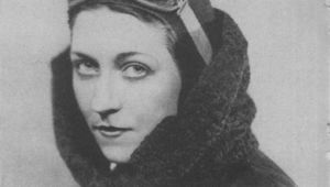 British Aviator: Amy Johnson.