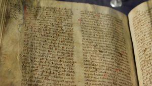 A copy of the Magna Carta can be seen in Christ Church, Dublin, Ireland.