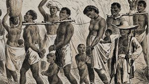 Thumb slave trade africa wellcome wiki