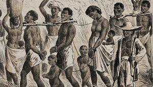 Thumb slave trade africa wellcome wiki