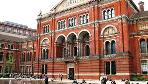 Victoria and Albert Museum, known to Londoners as the V&A.