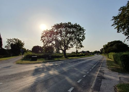 The North Great Road, Sutton-on-Trent.
