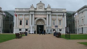 The Maritime Museum in Greenwich, London.