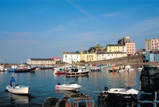 Welsh seaside