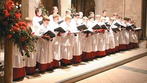 Thumb choristers at chichester cathedral  sing we now of christmas img2