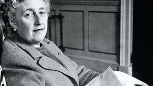 Agatha Christie.
