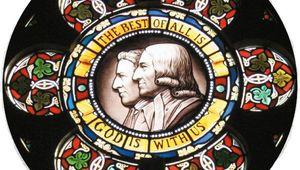 John and Charles Wesley.