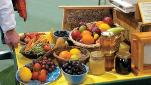 Producing the best of British comestibles is the ardent mission of the Edible Garden Show, on a fast track to become a major annual horticultural event.