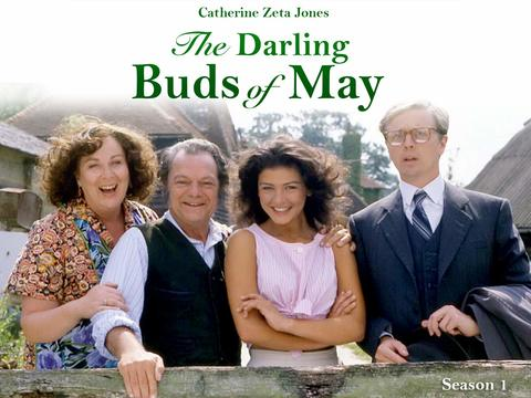 The Darling Buds of May: H.E. Bates' story of country life in the Garden of England during the 1950s captures the idyllic charms of English rural life.