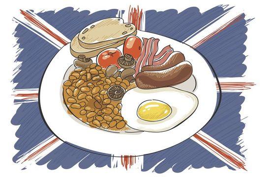 Full English Breakfast!