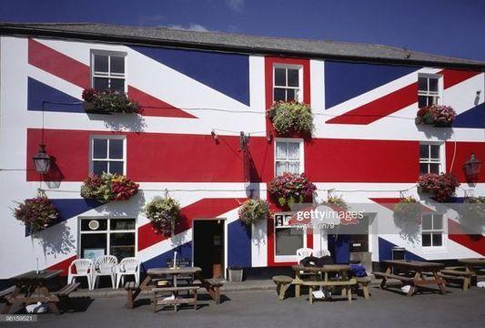 British pub.