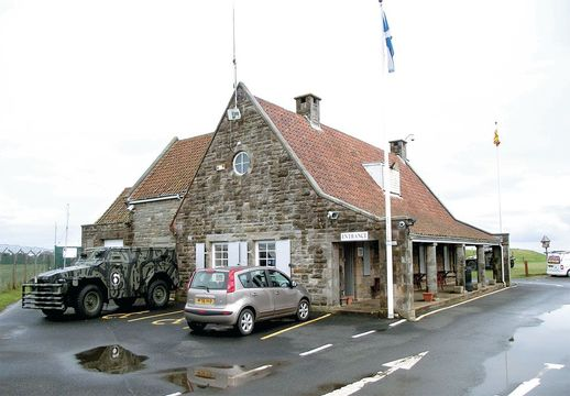 This innocent Fife farmhouse hid the entrance to Scotland\'s underground bunker.