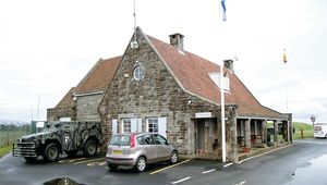Thumb this innocent fife farmhouse hid the entrance to scotland s underground bunker.