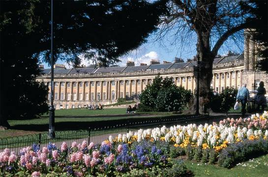 A day well spent, in Bath, England.