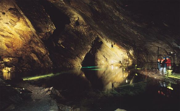 Snowdonia\'s slate mines