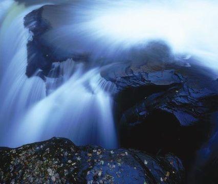 Aberdulais Falls, in South Wales
