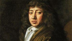 The famous London diarist, Samuel Pepys.