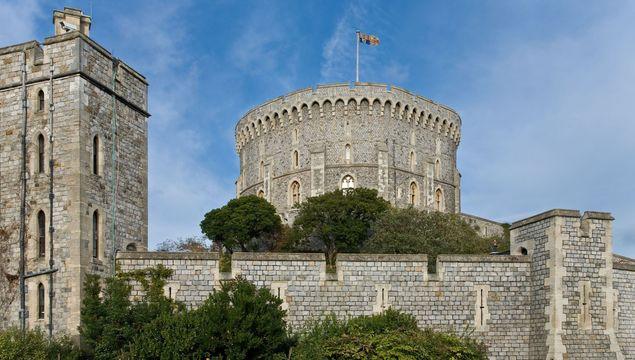 Windsor Castle, Berkshire.