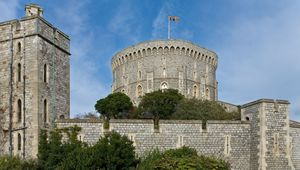 Windsor Castle, Berkshire.