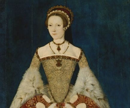Kateryn Parr, the last wife of Henry VIII of England.