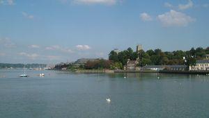 Chatham on River Medway.