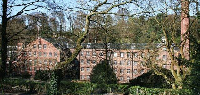 Quarry Bank Mill\'s, Apprentice House, inWilmslow.