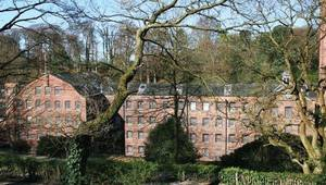 Quarry Bank Mill\'s, Apprentice House, in Wilmslow.