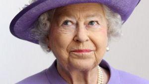 Thumb queen elizabeth ii purple