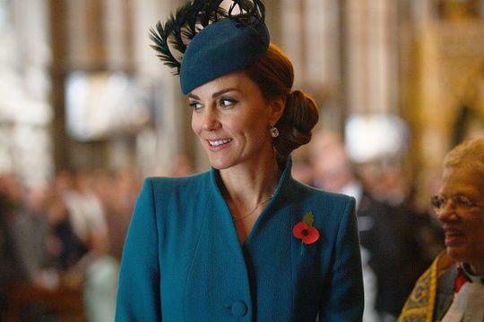 The Duchess of Cambridge, Kate Middleton.