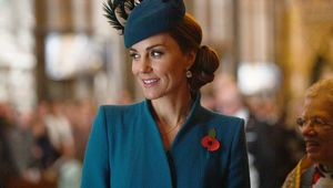 The Duchess of Cambridge, Kate Middleton.