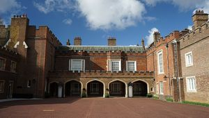 St James Palace, London.