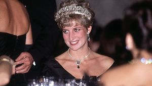 Prince Diana, the Queen of Hearts.