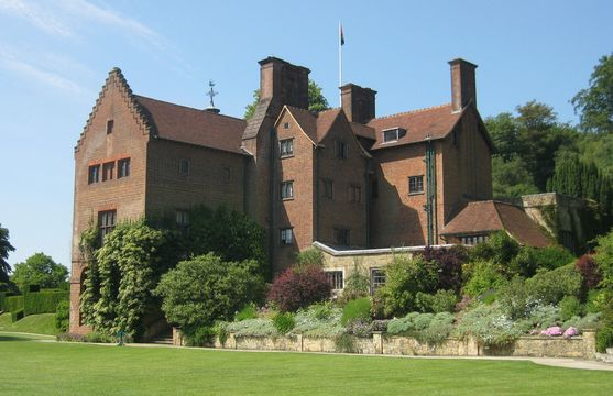 Chartwell House, former home to Winston Churchill.