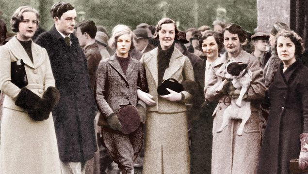 The author of the Downton companion books on her new Golden Age-style detective novel with the Mitford sisters.