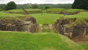 Thumb amphitheatre at caerleon via nilfanion cc