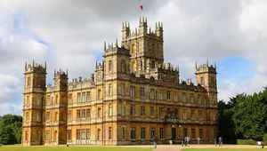 Highclere Castle. Newbury.