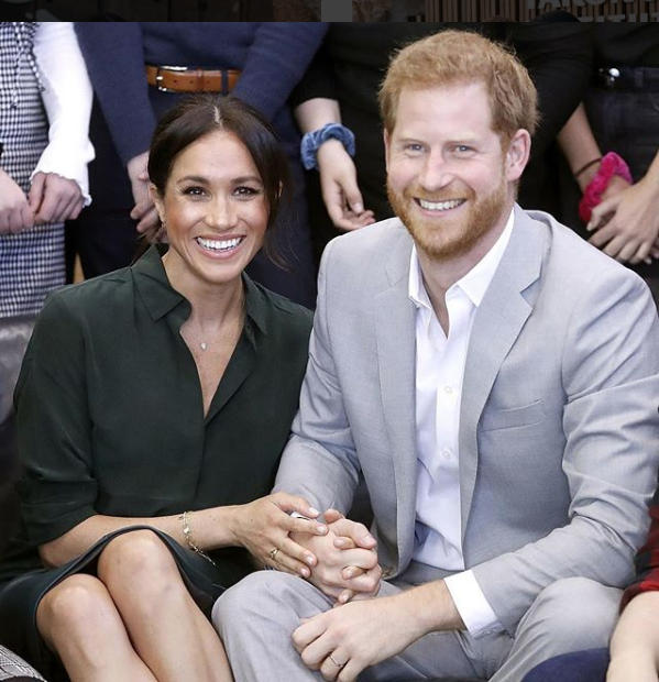 Why Prince Harry & Meghan Markle's Baby Won't Be HRH