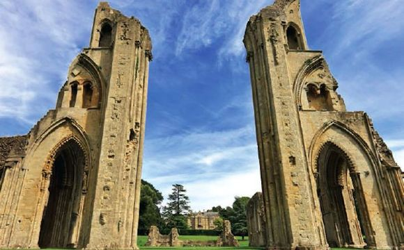 On the Road: The Holy Grail, Gothic Cathedrals and a Town