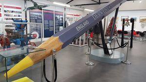 Derwent Pencil Museum, Cumbria