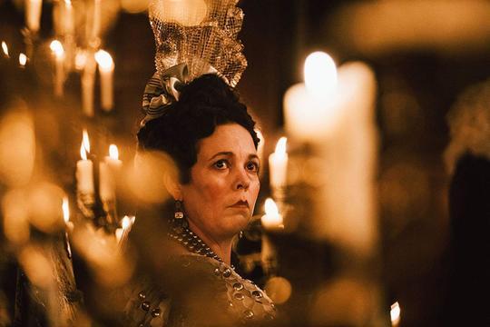 Olivia Colman as Queen Anne