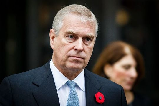 Prince Andrew, Duke of York attends the opening of the Francis Crick Institute on November 9, 2016 in London, England. The Francis Crick Institute will be a world leading centre of biomedical research. (Photo by Tristan Fewings/Getty Images)